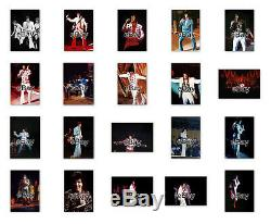 110 Rare Photos of Elvis Presley on stage 1970 1974