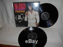 12 5 Doppel Lp´s - Elvis Presley - Forever + Volume 2, 3, 4, 5 (rare Zustand)
