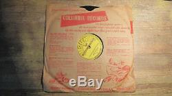 1955 Rare 78 SUN Record Co. Memphis, Tn. Elvis Presley Baby, Let's Play House