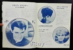 1967 Vintage Elvis Presley Dodie Marshall Pat Priest Pat Harrington MEGA RARE