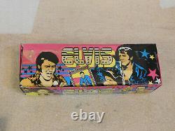 1978 Elvis Presley Holland unopened box trading cards (98) packs RARE