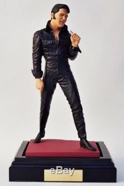 19 Endurance Sheercast Figure Figurine Elvis Presley Art Music MEGA RARE NEW