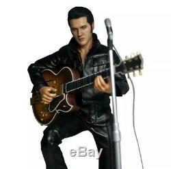 1/6 Scale ARTFX Elvis Presley 68 Comeback Figure Enterbay Kotobukiya rare