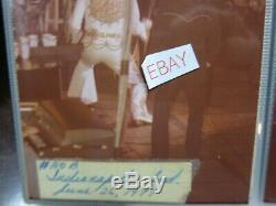 285 Rare ORIGINAL Photos of Elvis Presley In Concert BY TOM LOOMIS