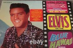 2x LP 2009 SEALED/ NEW! BLUE HAWAII Outtakes RARE FTD label -Hype Sticker