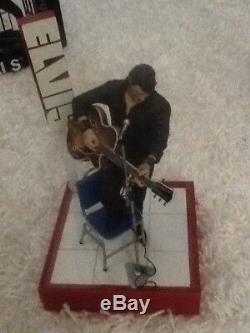 5 X Elvis Presley Figures Figurines From Spawn Mcfarlane Various Years Rare