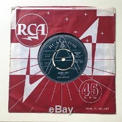 Beatles Elvis Presley Demo Rare Mint Guitar Man 1968