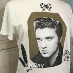 COACH Elvis Presley Shirt, Size Small, Rare Limited Edition 1941 Collection NEW