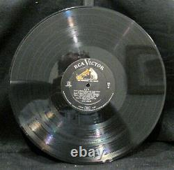 ELVIS PRESLEY1956 MONO RCA LPM 13825S/5SRARE BANDED AD BACKTOP 1st ISSUE LP