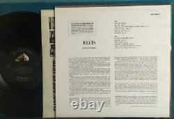 ELVIS PRESLEYS/TNM-/VG++ RARE 1962 DEEP GROOVE STAGGERED STEREONO (e)1S/1S