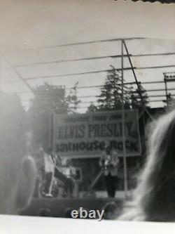 ELVIS PRESLEY 2 1957 Ticket Stubs plus RARE ITEMS
