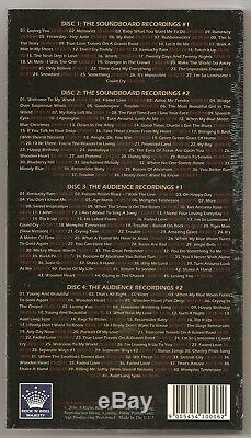 ELVIS PRESLEY 4 CD SET DEFINITIVE RARE ELVIS LIVE COLLECTION 2016 RnR MAJESTY