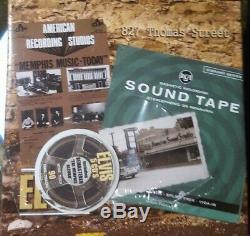 ELVIS PRESLEY 827 THOMAS STREET 5CD BOX limited edition ultra rare