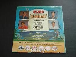 ELVIS PRESLEY CLAMBAKE LPM 3893 Vinyl Mint In Shrink Never Opened VERY RARE