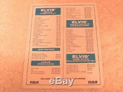 ELVIS PRESLEY ELVIS GOLD RECORDS 4 1967 RCA LSP-3921 IN SHRINK WithMEGA RARE PHOTO