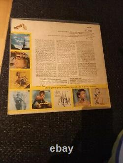 ELVIS PRESLEY Elvis Self-Titled Album 1956 RCA Victor LPM-1382 Vinyl LP Rare