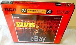 ELVIS PRESLEY FROM ELVIS IN MEMPHIS Reel To Reel 3 3/4 ips 4 TRACK EX Rare OOP