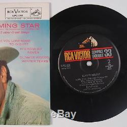 ELVIS PRESLEY Flaming Star USA Compact 33 Double 7 Record SUPER RARE
