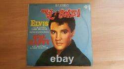 ELVIS PRESLEY Girl Happy Korea Early Vinyl LP RARE