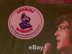 ELVIS PRESLEY HE TOUCHED ME 1972 RCA LSP-4690 WithRARE GRAMMY STICKER