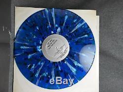 ELVIS PRESLEY LP Rock My Soul 1957-72 color vinyl Collectors Ed Poster RARE VG+