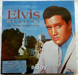 ELVIS PRESLEY PEACE IN THE VALLEY Special Ltd. SEALED 6 LP Rare Box Set MINT
