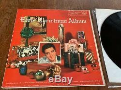 ELVIS PRESLEY SUPER RARE ITALIANA CHRISTMAS ALBUM 1957 LOC 1035 ITALY. Stunning