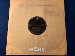 ELVIS PRESLEY S/T debut LP LPM-1254'56 RARE German Press laminated PINK GREEN