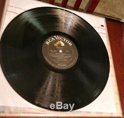 ELVIS PRESLEY Speedway LP MONO RCA LPM-3989 Rare monaural orginal soundtrack