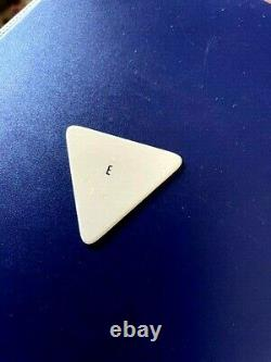 (ELVIS PRESLEY) guitar pick picks plectrum (SUPER RARE)