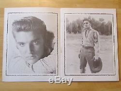ELVIS Presley Souvenir Photo Album, Original, Rare, 1956