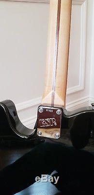 ESP Custom Shop 1996 Elvis Presley Telecaster Guitar Early, Rare, Excellent