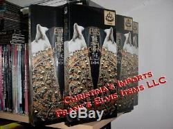 Elvis Collectors 14 CD/ 7 DVD Boxset The Final Curtain Ultimate Edition RARE