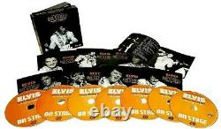 Elvis Collectors 7 CD Boxset ON STAGE JAN/FEB 1970 Walk A Mile In My Shoes RARE