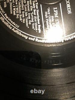 Elvis Golden Records LPM-1707-C ARMY Red Diamond German Press INCREDIBLY RARE