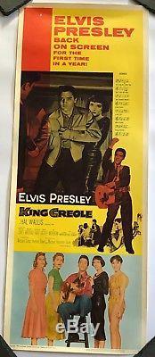 Elvis Presley 100% Genuine, Awesome And Very Rare Movie Insert