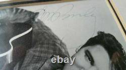 Elvis Presley (1935-1977) Rare Signed Undedicated Autographed Photo Provenance