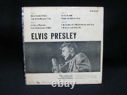 Elvis Presley 1956 2 EP Gatefold Sleeve US press EPB-1254 VG+/EX RARE