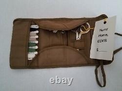 Elvis Presley 1958 Hurry Home Elvis Sewing Kit Complete Very Rare