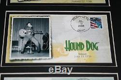 Elvis Presley 50th Anniversary of 1956 #1 Hits USPS Art- Limited Edition-RARE