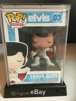 Elvis Presley 70s Funko Pop! #03 Very Nice Condition! Rare