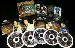 Elvis Presley 827 Thomas Street 5 CD 1969 Recording Sessions Boxset (rare)