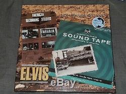 Elvis Presley 827 thomas street rare 5 LP / CD set RARE SEALED BOX BLUE
