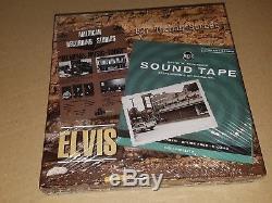 Elvis Presley 827 thomas street very rare mint SEALED VERY RARE new 5 cd box
