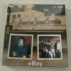 Elvis Presley American Sound 1969 Ftd 5 CD Set Deleted Rare
