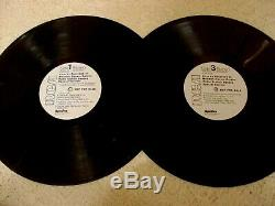 Elvis Presley As Recorded At Msg 1972 Rca Sps-33-571-1 Rare 2-lp Wl Promo