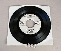 Elvis Presley DJ-56 Original 1st Pressing 1S/1S Rare 1956 White Label Promo EP