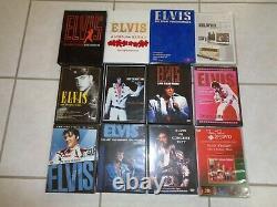 Elvis Presley DVD's Concert Live Christmas 68 Special +++ Rare