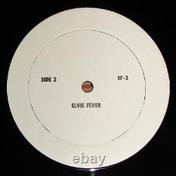 Elvis Presley ELVIS FEVER Mega Rare LP (2 Record Set)