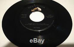 Elvis Presley EPA-747 PROMO RECORD & TEMPORARY SLEEVE-RARE